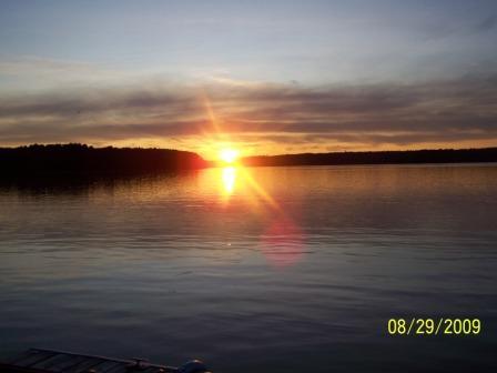Ron enjoys capturing sunsets