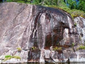 Chads rock