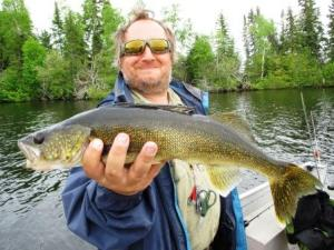 Dougs walleye
