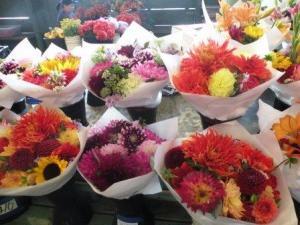 flowersatpikes