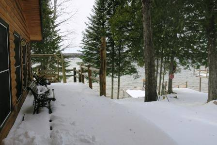Snowyarrival