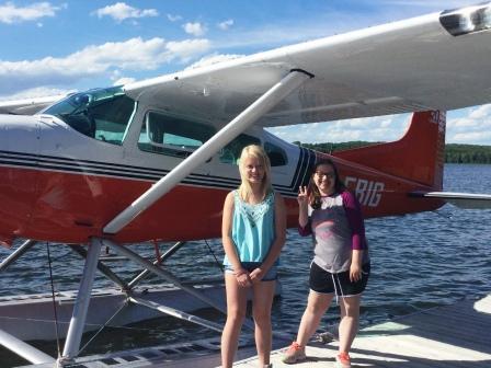 girlsandplane