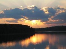 sunsetreflection